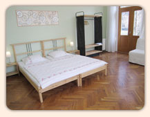 Family apartment Samuel with 2 bedrooms