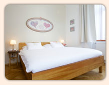 Penzion - double rooms, three-beds and four-beds rooms